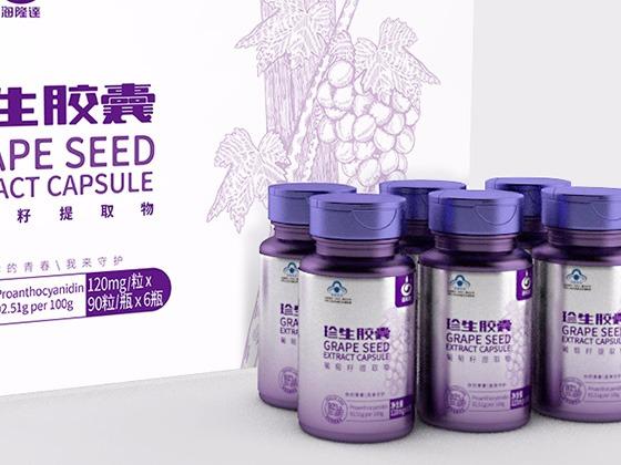 海隆达根据研究证明 葡萄籽确有抗衰老作用